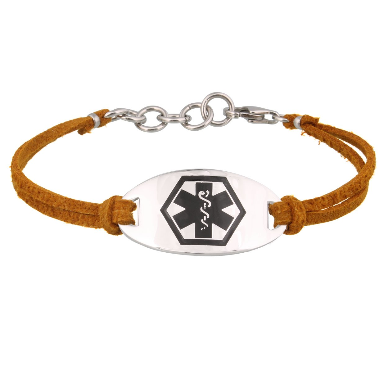medical id bracelets for women